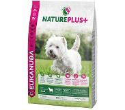 Eukanuba NaturePlus+ Adult Small Dog agneau pour chien - 2,3 kg