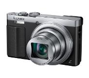 "Panasonic Lumix DMC-TZ70EF Appareil-photo compact 12,1 MP 1/2.3"" MOS 4000 x 3000 pixels Noir, Argent"