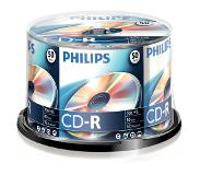 Philips Pack 50 CD-R 700 MB 52 x