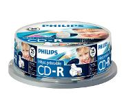 Philips Pack 25 CD-R 700 MB