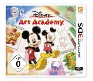 Games Nintendo - 3DS Disney Art Academy