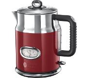 Russell Hobbs Retro Ribbon Bouilloire Rouge