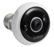 Technaxx TX-58 IP security camera Indoor White 1920 x 1080 pixels