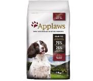 Applaws Adult Small & Medium Breed poulet, agneau pour chien - 7,5 kg
