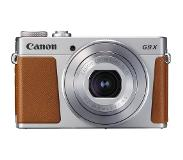 "Canon PowerShot G9 X Mark II Appareil-photo compact 20.1MP 1"" CMOS 5472 x 3648pixels Marron, Argent"