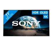 "Sony KD-77A1 77"" 4K Ultra HD Smart TV Wifi Noir écran LED"