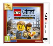 Games LEGO City Undercover: The Chase Begins NL 3DS