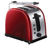 Russell Hobbs 21291-56 2slice(s) Red toaster