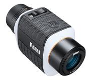 Bushnell 8x25 Monocular Black/White Roof Image Stabilization MC