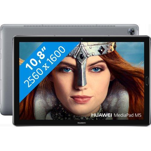 Huawei MediaPad M5 10 tablette Hisilicon Kirin 960 32 Go 3G 4G Gris