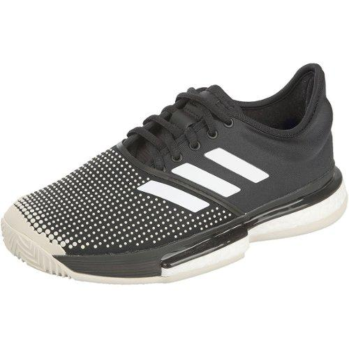 Solecourt De 43 13 Clay Chaussures Tennis Femmes Boost Adidas NwOm0v8n